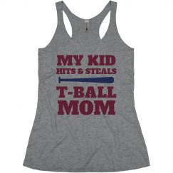 Hit & Steal T-Ball