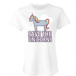 Unicorns Need Saving