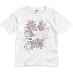 Dove Design w/ Name