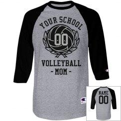 Volleyball Mom!