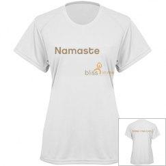 Bliss In Me Namaste Tee