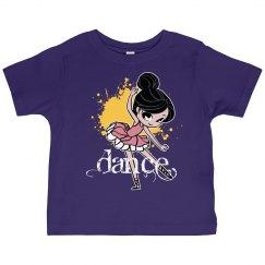 Ballerina Little Girl