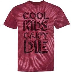 Cool kids tie dye