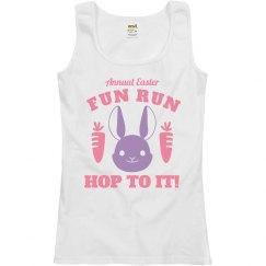 An Easter Fun Run 5k