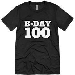 100th Birthday Shirt