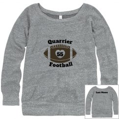 Girls Football Sweater