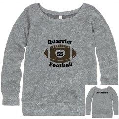 Girls Football Sweater