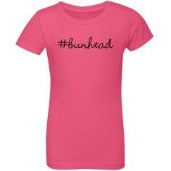 Hashtag Bunhead