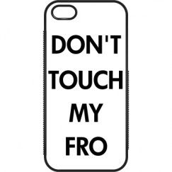 Dont touch iphone 5/5S case