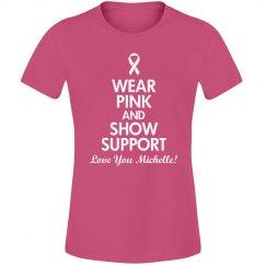 Breast Cancer Keep Calm