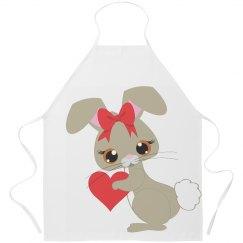 Love Bunny Apron