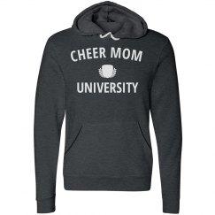 Cheer mom university