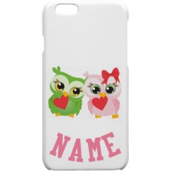Personalized love iphone case