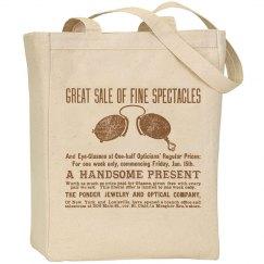 Antique Spectacles Ad