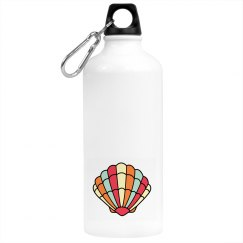 Seashell Bottle
