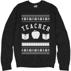 Ugly Sweater For Teachers