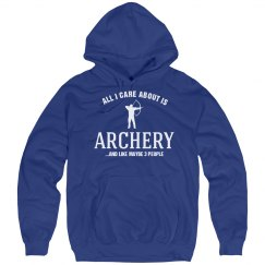 Care about is archery