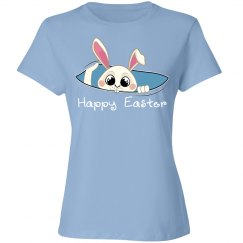 Happy Easter (Blue Bunny)