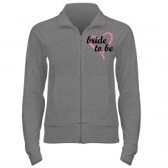 Bride To Be Track Jacket