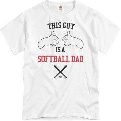 This guy softball dad