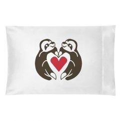 Sleeping Sloth Heart