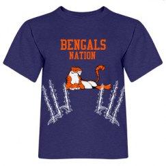 Toddlers Bengals Shirt #18