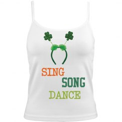 Shamrocks Sing Song