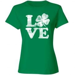 Irish Love Shamrock