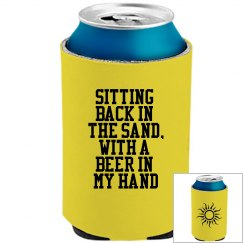 Summer Beer Holder