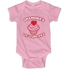 Gradma's Little Cupcake