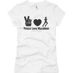 Peace Love Marathon
