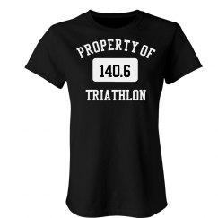 Property Of Triathlon
