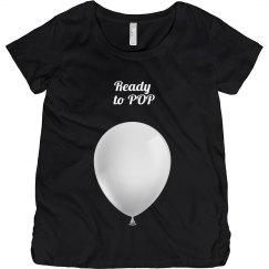 Mom ready to pop - Ballon