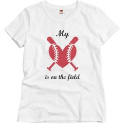 My love is on the field