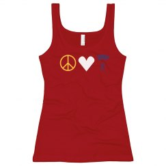 Peace Love Guard