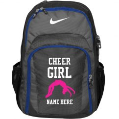 Custom Cheer Girl Bag