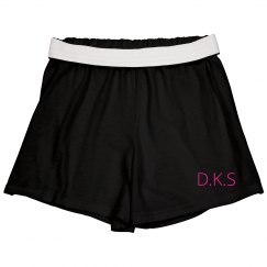 *Thursday Uniform* Dance Kidz Studio junior/teen shorts