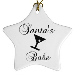 Santa's babe