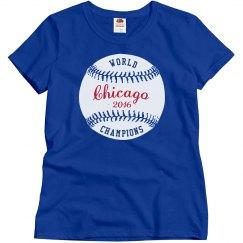 Vintage Chicago Baseball World Champions