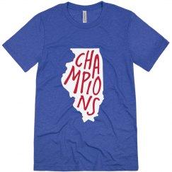 Chicago Win Baseball Champions