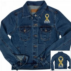 Support our Troops Yellow Ribbon USA