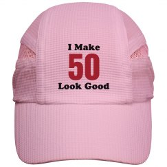 I make 50 look good