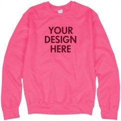 Design Neon Crewnecks