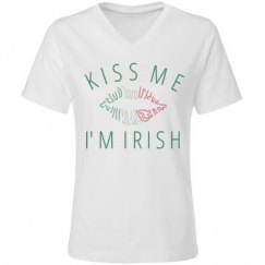 Kiss Me I'm Irish 'Stones