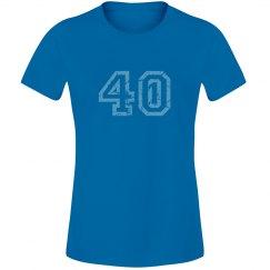 Proud 40