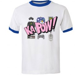 Video Games Ka-Pow!