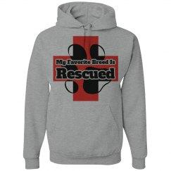 Favorite Breed Sweatshirt