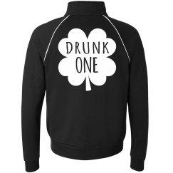 St Patty Drinking Team Drunk One