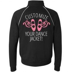 Customize Ballet Dance Jacket