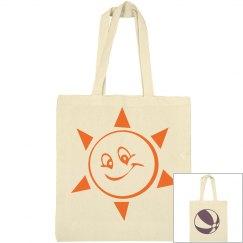 Childrens Beach Tote Bag